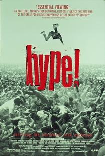 Hype! - Poster / Capa / Cartaz - Oficial 1