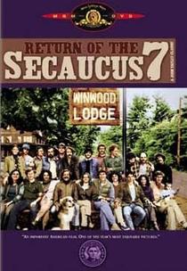 Return of the Secaucus Seven - Poster / Capa / Cartaz - Oficial 1