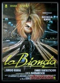 The Blonde - Poster / Capa / Cartaz - Oficial 1