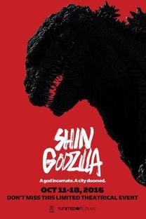 Shin Godzilla - Poster / Capa / Cartaz - Oficial 4