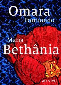 Omara Portuondo e Maria Bethânia - Ao Vivo - Poster / Capa / Cartaz - Oficial 1