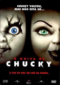 A Noiva de Chucky - Poster / Capa / Cartaz - Oficial 4
