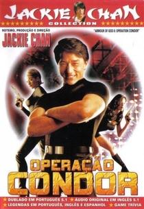 Operação Condor - Um Kickboxer Muito Louco - Poster / Capa / Cartaz - Oficial 2