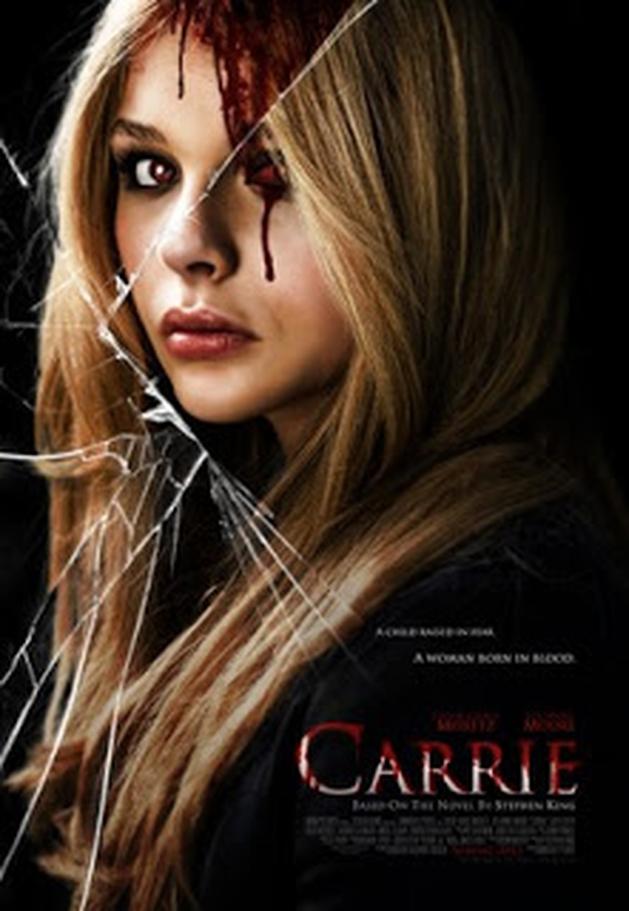 Chloe Moretz  no trailer legendado do remake Carrie - Trash Brasil