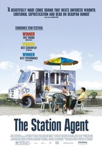O Agente da Estação - Poster / Capa / Cartaz - Oficial 1