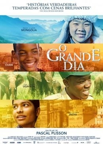O Grande Dia - Poster / Capa / Cartaz - Oficial 1