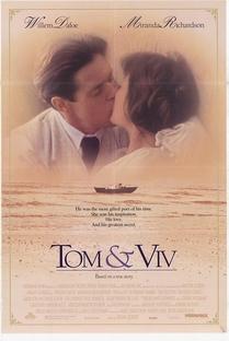 Tom e Viv - Poster / Capa / Cartaz - Oficial 1