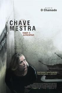 A Chave Mestra - Poster / Capa / Cartaz - Oficial 13
