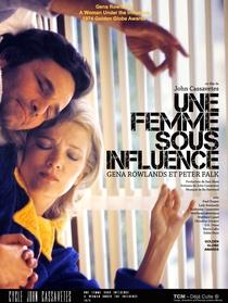 Uma Mulher Sob Influência - Poster / Capa / Cartaz - Oficial 8