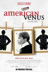 American Venus - Poster / Capa / Cartaz - Oficial 1