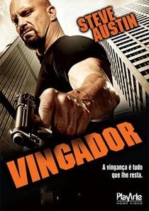 Vingador - Poster / Capa / Cartaz - Oficial 2