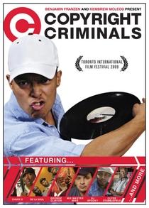 Criminosos do Copyright - Poster / Capa / Cartaz - Oficial 1