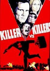 Killer contro killers  - Poster / Capa / Cartaz - Oficial 1