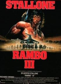 Rambo III - Poster / Capa / Cartaz - Oficial 2