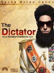 O Ditador - Poster / Capa / Cartaz - Oficial 1
