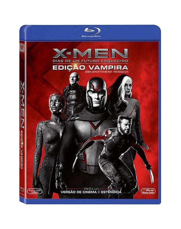 X-Men: Dias de um Futuro Esquecido ganha Edição Vampira!