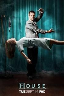 Dr. House (5ª Temporada) - Poster / Capa / Cartaz - Oficial 2