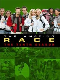 The Amazing Race (10ª Temporada) - Poster / Capa / Cartaz - Oficial 1