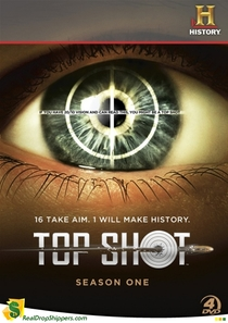 Top Shot - 1° Temporada - Poster / Capa / Cartaz - Oficial 1
