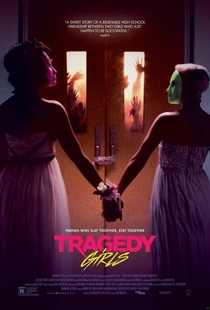 As Garotas da Tragédia - Poster / Capa / Cartaz - Oficial 2