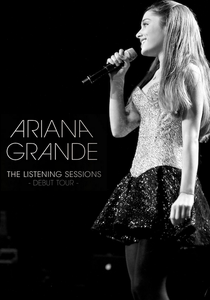 Ariana Grande: The Listening Sessions - Poster / Capa / Cartaz - Oficial 1