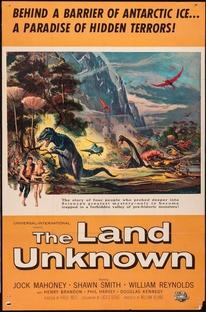 No Mundo dos Monstros Pré-Históricos - Poster / Capa / Cartaz - Oficial 2