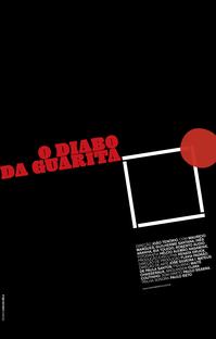 O Diabo da Guarita - Poster / Capa / Cartaz - Oficial 1