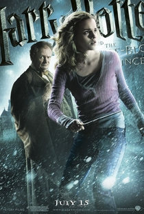 Harry Potter e o Enigma do Príncipe - Poster / Capa / Cartaz - Oficial 19