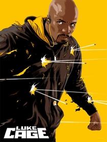 Luke Cage (1ª Temporada) - Poster / Capa / Cartaz - Oficial 2