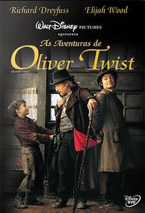 As Aventuras de Oliver Twist - Poster / Capa / Cartaz - Oficial 1