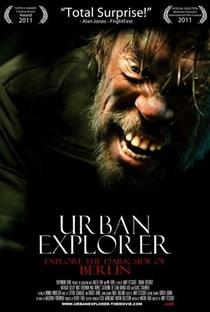 Urban Explorer - Poster / Capa / Cartaz - Oficial 2