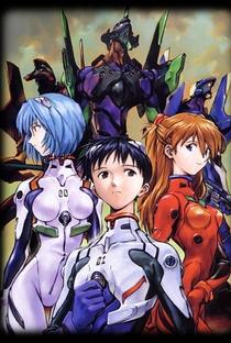 Neon Genesis Evangelion - Poster / Capa / Cartaz - Oficial 4
