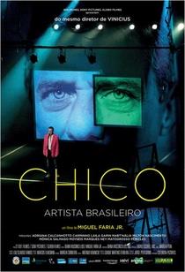 Chico: Artista Brasileiro - Poster / Capa / Cartaz - Oficial 1