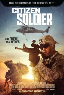 Citizen Soldier - Poster / Capa / Cartaz - Oficial 1