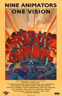 Robot Carnival - Poster / Capa / Cartaz - Oficial 1