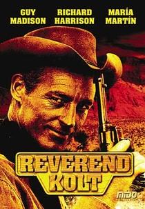 Reverendo Colt - Poster / Capa / Cartaz - Oficial 4