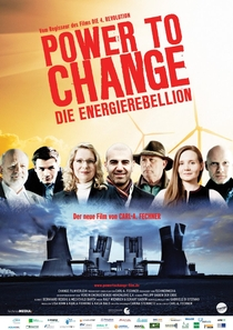 Power to Change: Die EnergieRebellion - Poster / Capa / Cartaz - Oficial 1