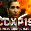 Netflix anuncia painéis na CCXP