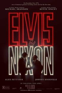 Elvis e Nixon - Poster / Capa / Cartaz - Oficial 1