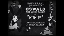 High Up 1928 - Poster / Capa / Cartaz - Oficial 1