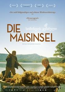 A Ilha do Milharal - Poster / Capa / Cartaz - Oficial 4