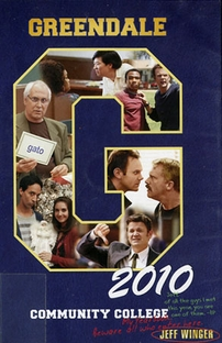 Community - Study Break - Poster / Capa / Cartaz - Oficial 1