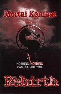 Mortal Kombat: Rebirth - Poster / Capa / Cartaz - Oficial 1