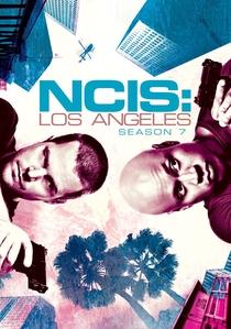 NCIS: Los Angeles (7ª Temporada) - Poster / Capa / Cartaz - Oficial 1