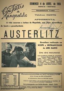 A Batalha de Austerlitz - Poster / Capa / Cartaz - Oficial 6
