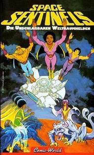 Sentinelas do Espaço - Poster / Capa / Cartaz - Oficial 1