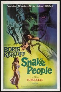 A Serpente do Terror - Poster / Capa / Cartaz - Oficial 1