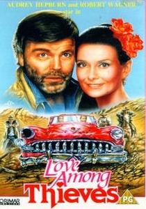 Amor Entre Ladrões - Poster / Capa / Cartaz - Oficial 1