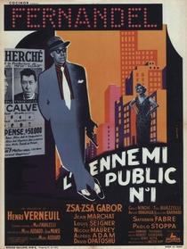 O Inimigo Público Nº 1 - Poster / Capa / Cartaz - Oficial 1