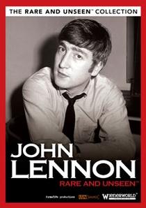 John Lennon - Rare And Unseen - Poster / Capa / Cartaz - Oficial 1